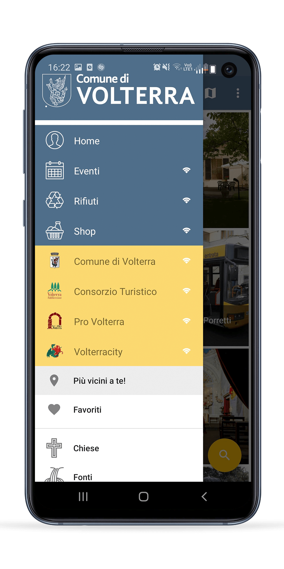 App Comune Smart