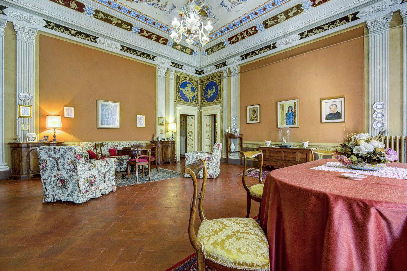 Palazzo Ricciarelli dello Sbarba